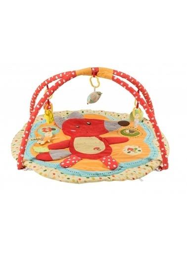 Prego Toys CD-PM0106 Hayvan Arkadaşlarım Oyun Halısı-Prego